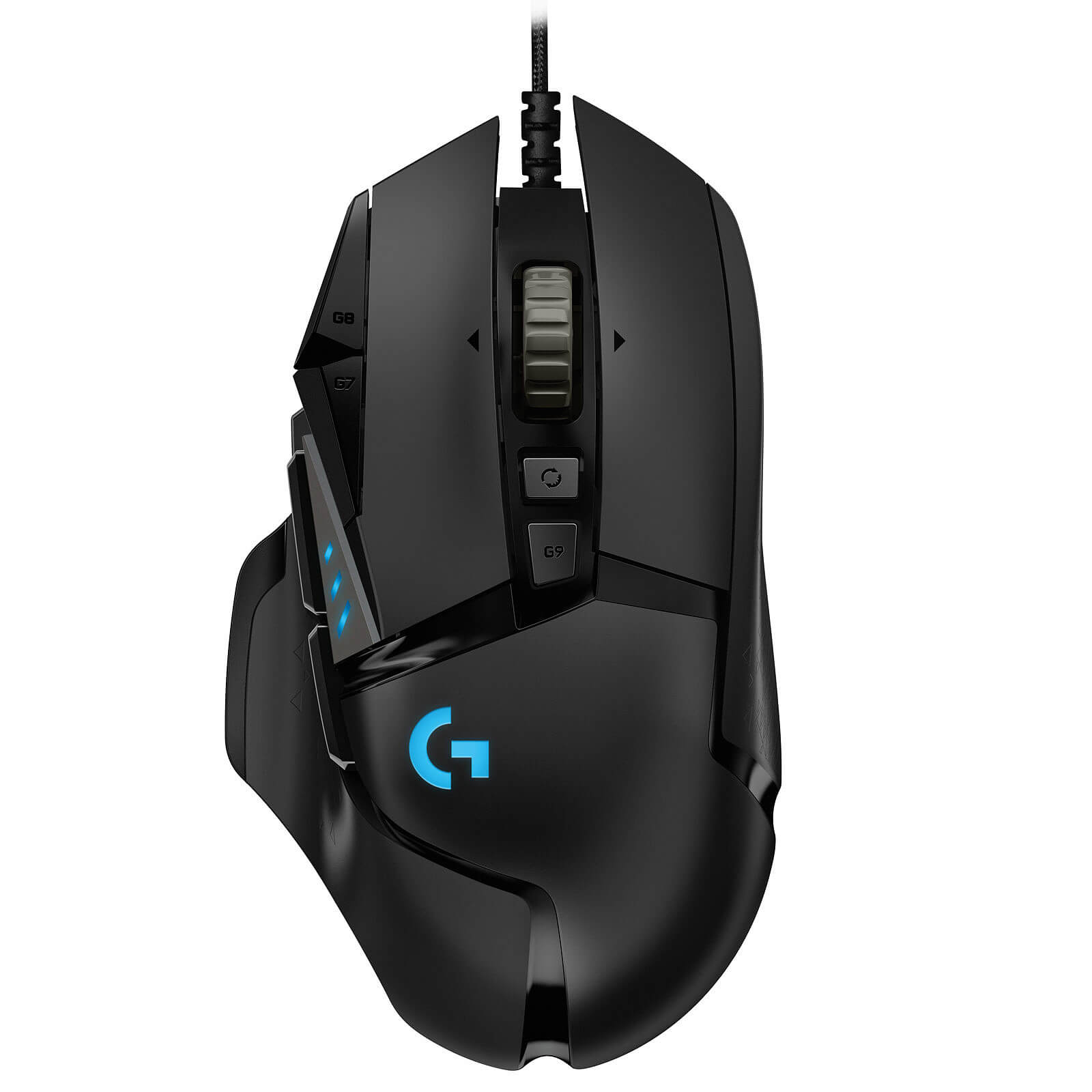 Logitech G502 Software And Manual Download