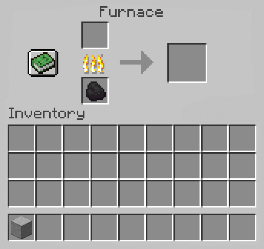 Add Items to make Smooth Stone