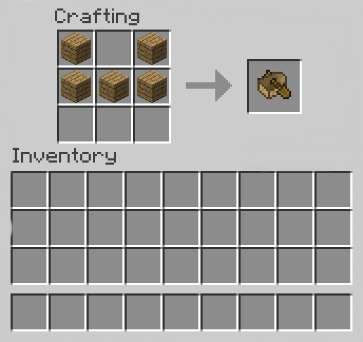 How to Make an Oak Boat in Minecraft