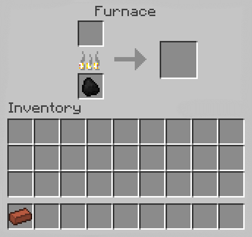 Move the Brick to Inventory