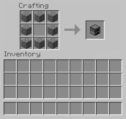 How to Make a Furnace in Minecraft