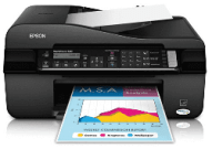 Epson WorkForce 520 Driver