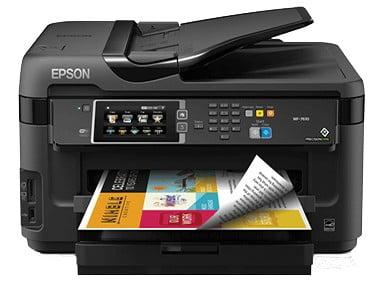 Epson WF-7610 Driver