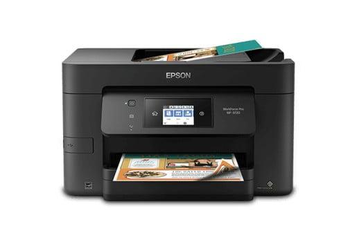 Epson WorkForce WF-3720 Driver
