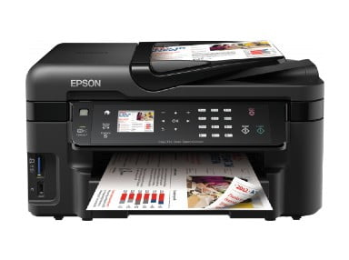 Epson WF-3520 Driver Windows, Mac, Manual Guide