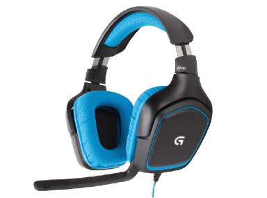 Logitech G430 Software Windows