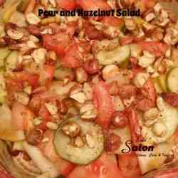 Pear-and-Hazelnut-Salad