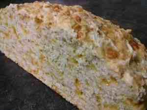 Simple beer bread