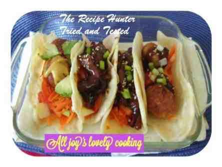 TRH Home-made Soft tortillas