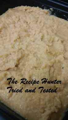 TRH Hummus