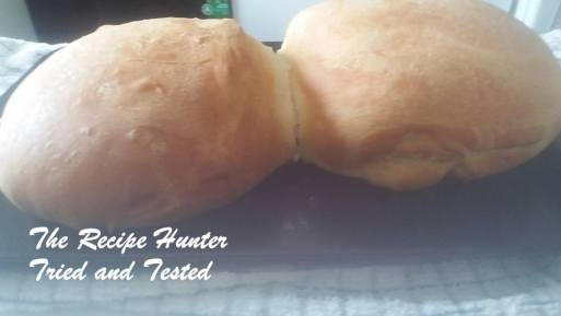 TRH Arabic bread dough