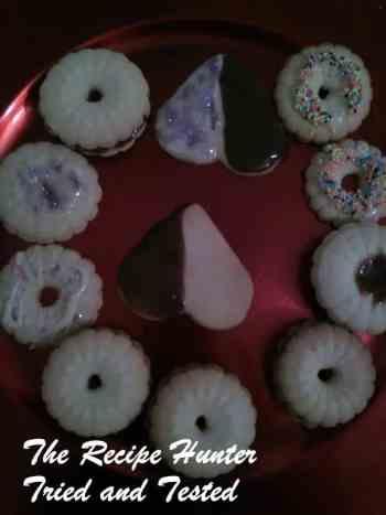 TRH Butter biscuits