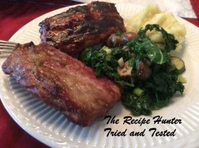TRH Stirfry Meal