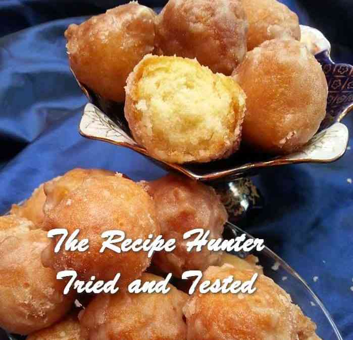 Rashida's Soft Glazed Donuts