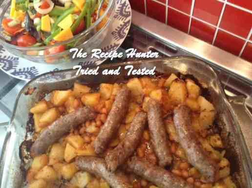 TRH Gail's Sausage, Potato and Bean Bake.jpg