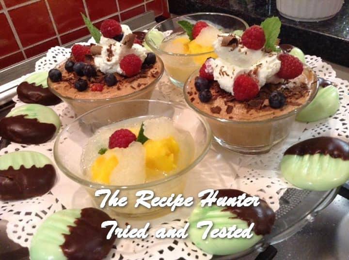 Gail's Valentine Desserts
