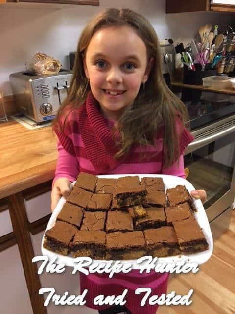 Marlene-Rick Harker's Nikita Brookies (Brownie Cookies)