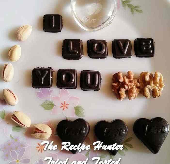 Moumita's Love Chocolates