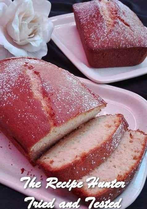 Rashida's Madeira Cake