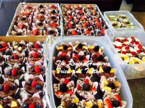 Es's vegan cupcakes