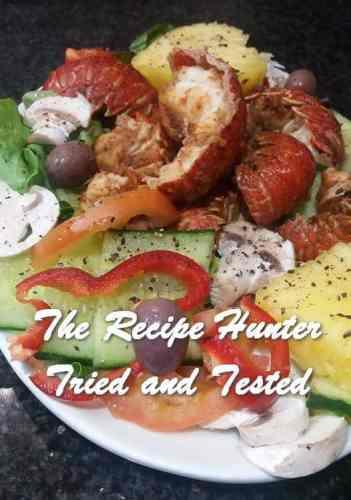TRH Feriel's Crayfish Tails Salad