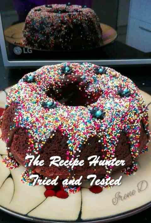 TRH Irene's Chocolate Cak