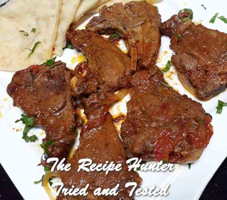 Jameela's Tikka Chops