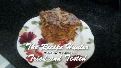 TRH Melanie's Do Nothing cake