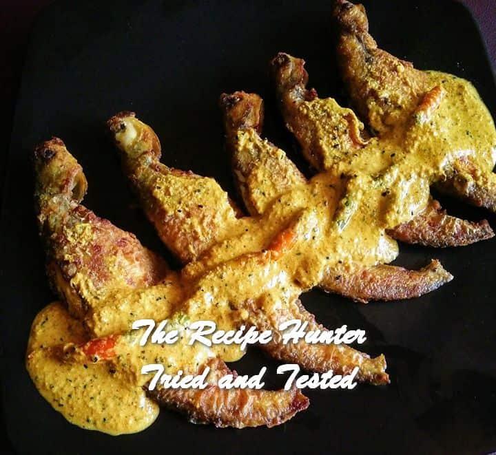 Moumita's Easy Fish in Mustard Sauce