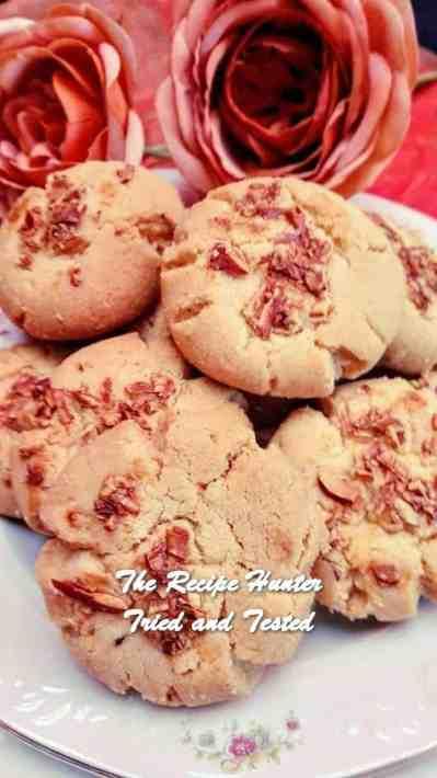 TRH Rashida's Naan Khataai - Crunchie Biscuits
