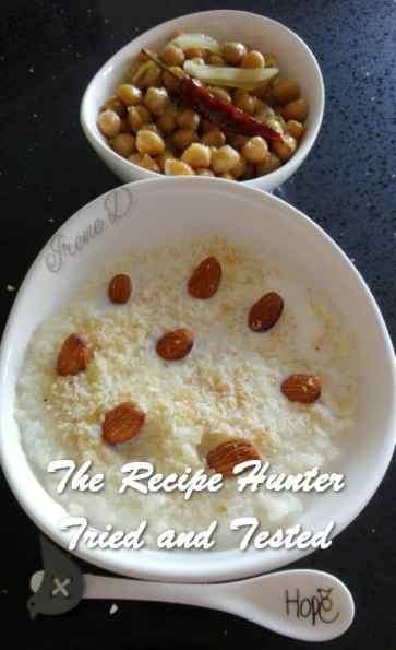 TRH Irene's Sweet Rice and Braised Kudla