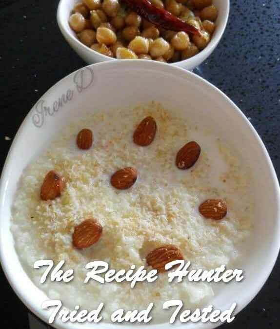 Irene's Sweet Rice and Braised Kudla