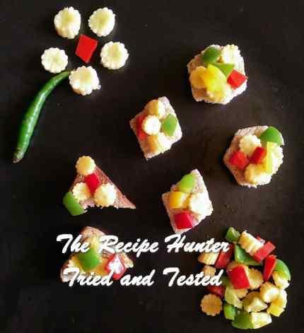 TRH Moumita's Low Calorie snacks