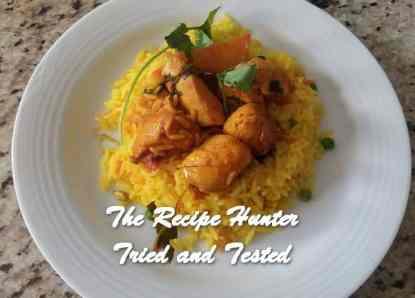 TRH Sandy's Boneless Chicken Curry 4