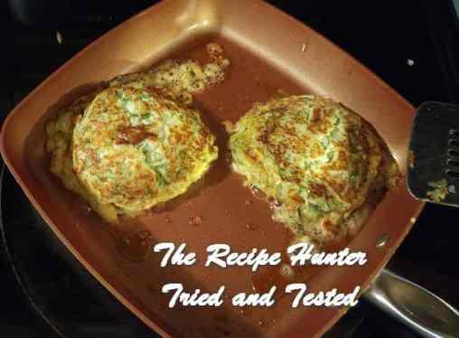 TRH Wally's Zucchini Grilled Cheese Patties 2