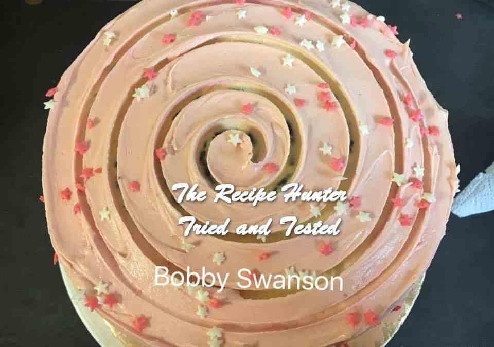 Bobby's Red Velvet Cake