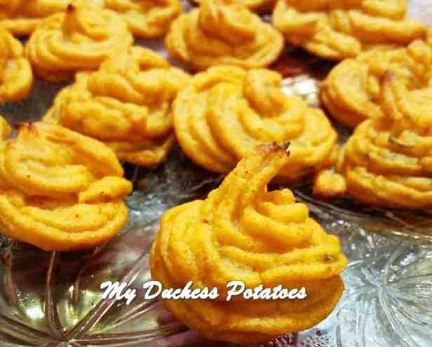 TRH My Duchess Potatoes