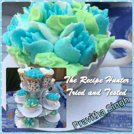 TRH Pravitha's Vanilla Cakes in a cup