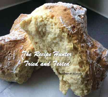 TRH Preshana's Classic Irish Soda Bread