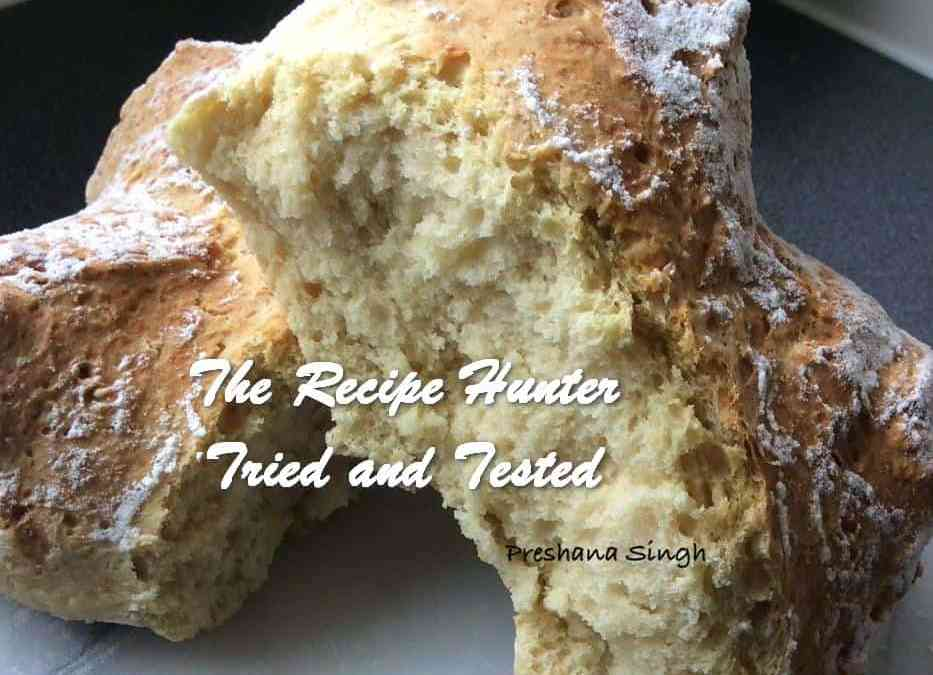 Preshana's Classic Irish Soda Bread