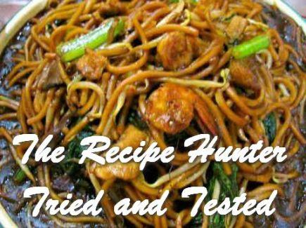 Feriel Chicken or Prawns Chow Mein