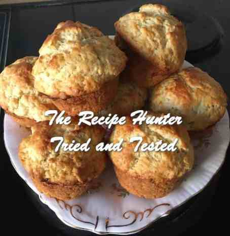 Hannah's Quick and Easy Scones