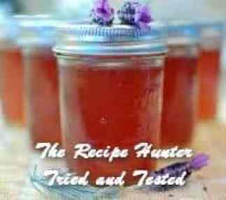 Jennifer's Lavender Jelly