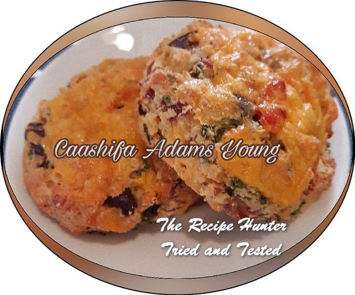 Caashifa's Savoury Scones