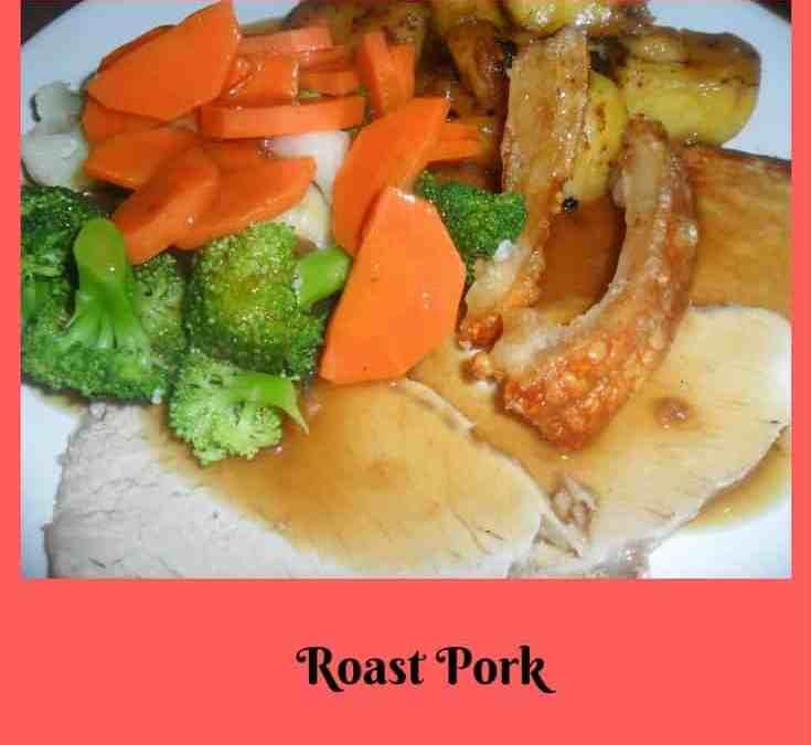 Carol's Roast Pork