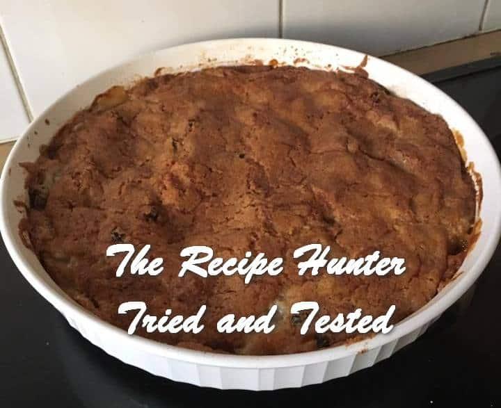 Hannah's Apple Pudding (Parev)
