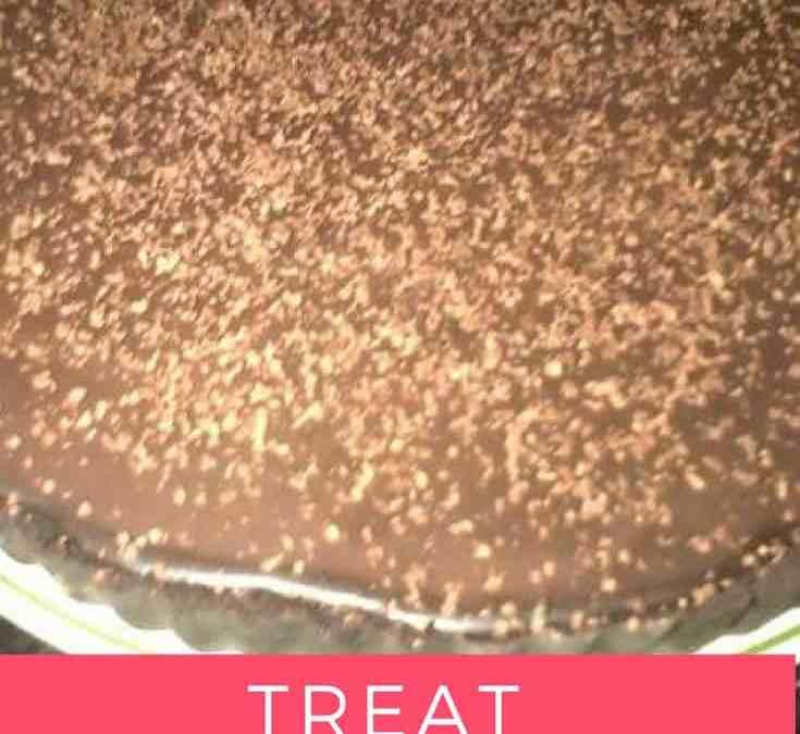 Melenie's Oreo Chocolate Tart