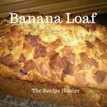 Corlea's Banana Coconut Loaf