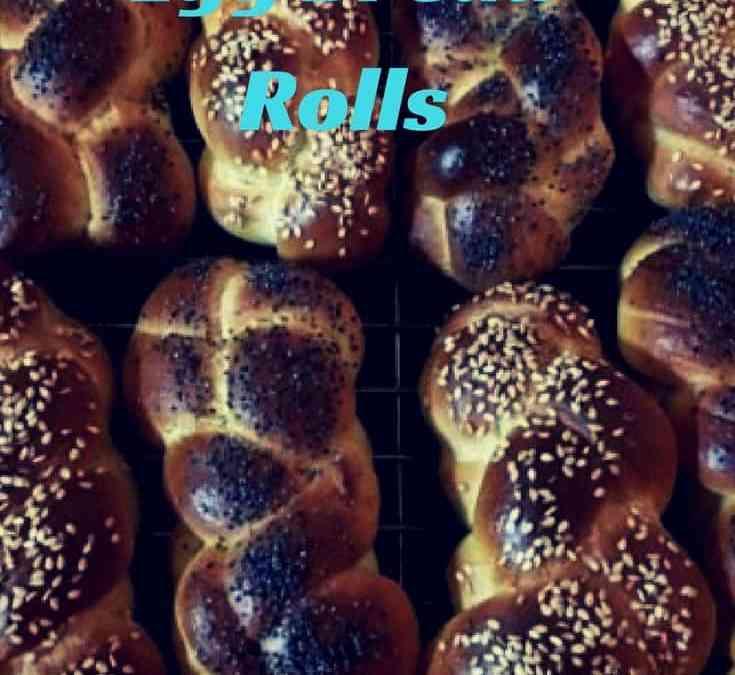Bobby's Egg Bread Rolls