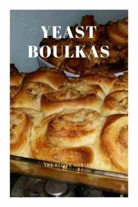 Yeast Boulkas